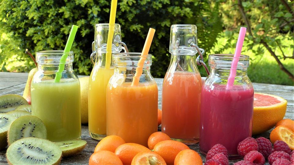 דיאטת מיצים טעימה ובריאה