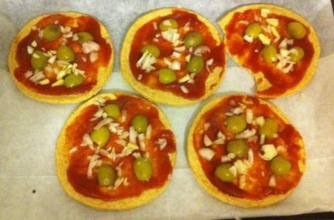 פיצה דיאטטית