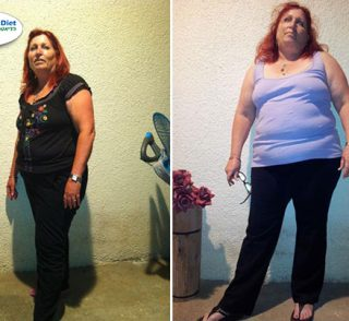פרידה אוחיון - ירידה של 13 קילו עם הדיאטה של אואנה